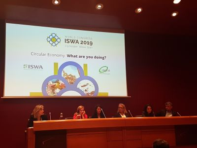 The Project in the World Congress ISWA 2019