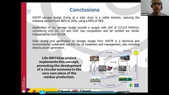 LIFE-DRY4GAS project in the 28th  e-EUBCE